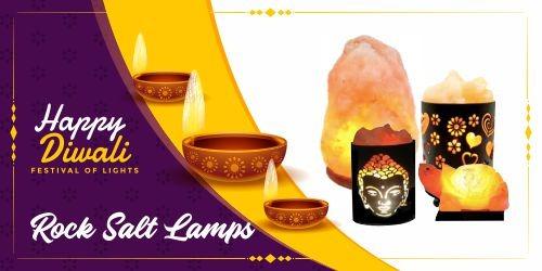 rock salts lamps