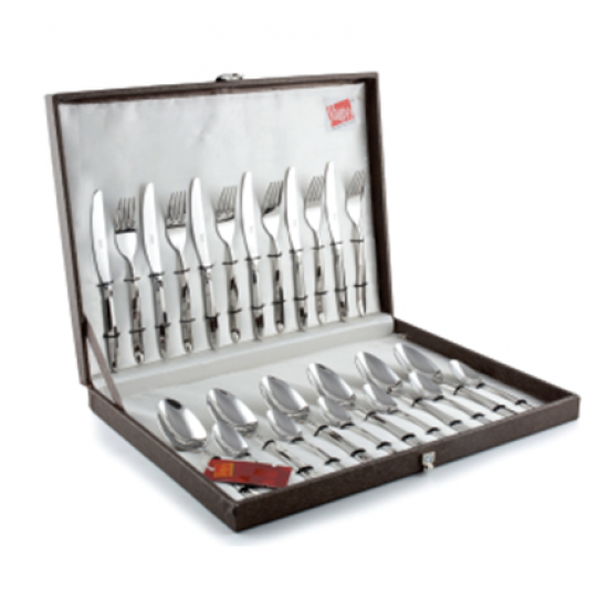 Rose 24 PCS CUTLERY SET WITH GIFT BOX - CGP-3007