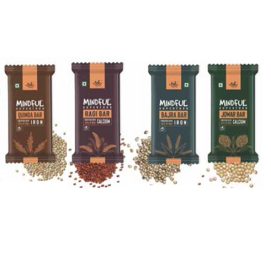Millet Bars, Pack of 12 - CGP-3080