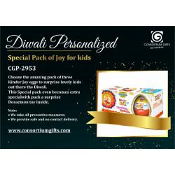 Special Pack of Kinder Joy for Kids