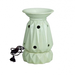 Ceramic Vaporizer With 40 Watt Sleek Electric Bulb