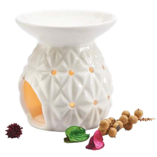 Diamond Cut Vaporizer Jar