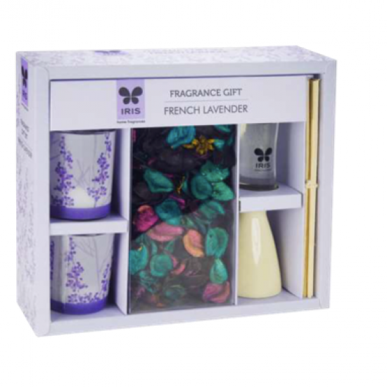 FRAGRANCE GIFTS FRENCH LAVENDER