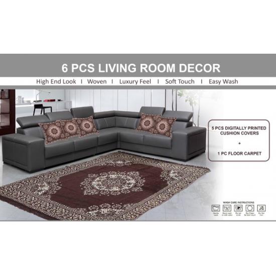 6 PCS LIVING ROOM DECOR - CGP-3029