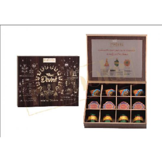 Premium Diwali Cracker in wooden box - CGP-2621