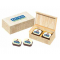 2 Chocolate Box – Printed Chocolates - CGP-1991