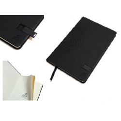 BOARDROOM Hardcover Notebook with USB - BRM-024