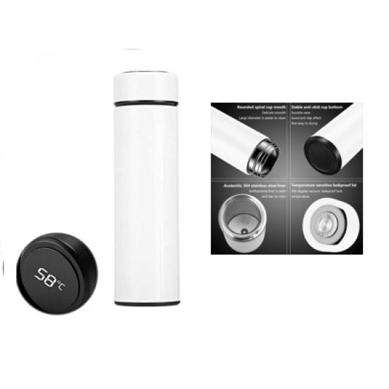 WATERPROOF LED DISPLAY FLASK - CGP-3067