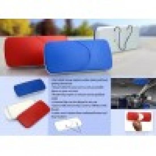 Car visor tissue box