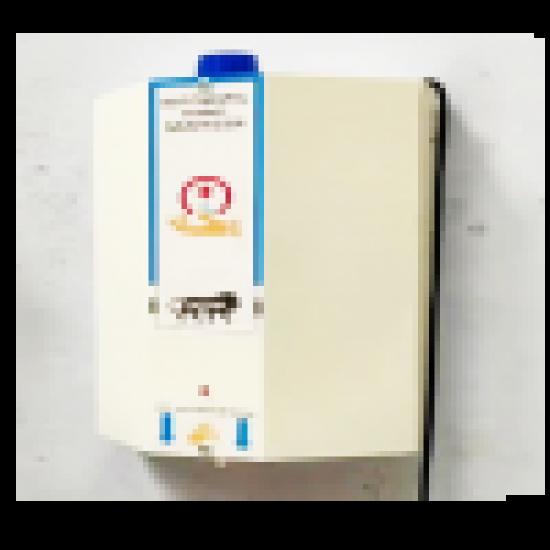 Dispensing unit spray