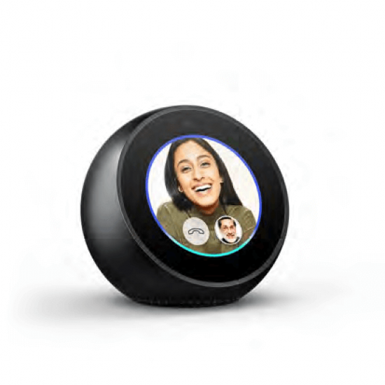 Echo Spot with a screen