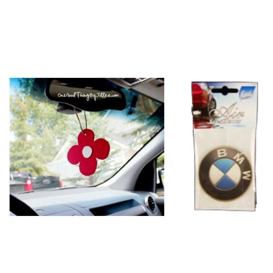 Perfumed Car-Air Fresheners