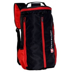SWISS MILITARY FOLDABLE MULTI-FUNCTION BACKPACK / SLING / GYM BAG