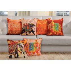 Filled Cushion Digitally Printed