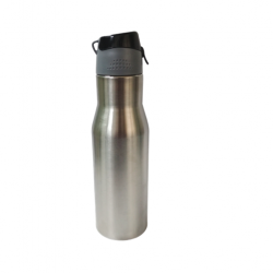 750 ml Stainless Steel Sipper Bottle
