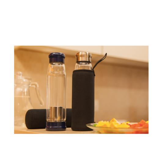Glass Infuser Bottle