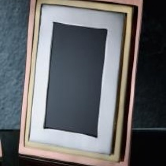 Silver Plated Photo Frame Echo Small