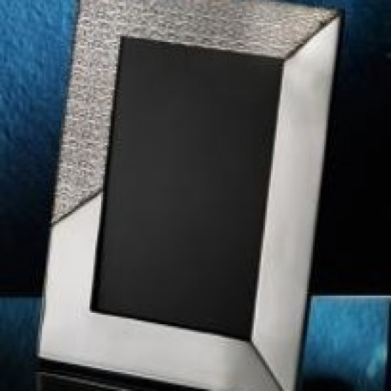 Silver Plated Photo Frame Blend Small