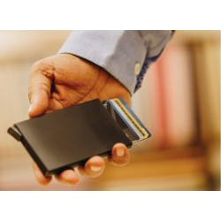 Credit Card Holder with RFID Block