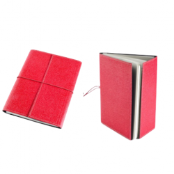 Eco Leatherette  A5 Soft Cover Diary