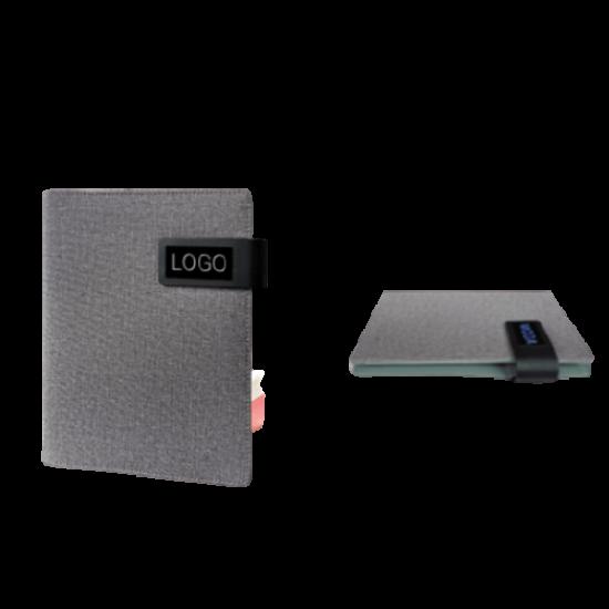 PowerBank Notebook