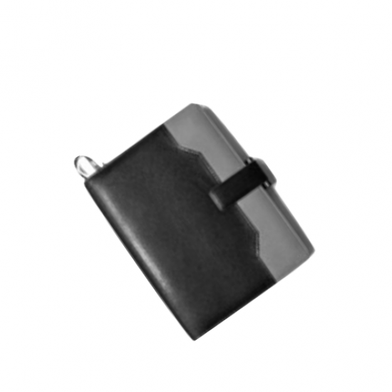 2 Tone Leatherette Planner Diary