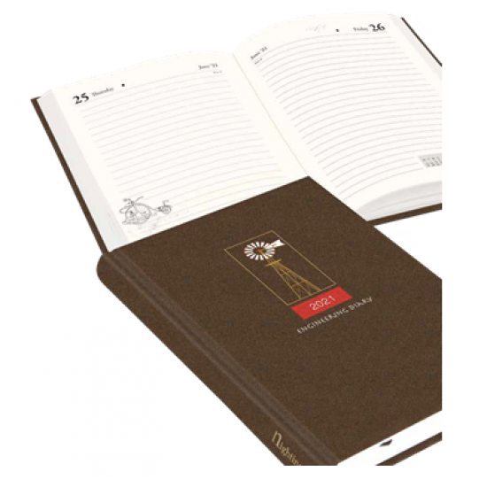 Engineer' s Diary (CGP-3118)
