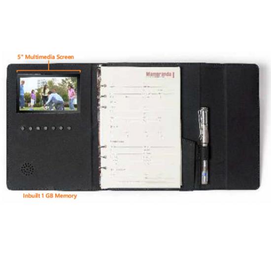 Multimedia Note Book Type 1