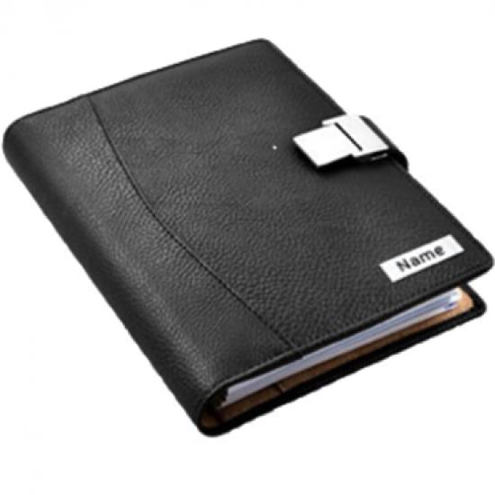 Premium Leatherette Planner Diary (CGP-427B)