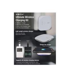 XECH Ultimate Wireless Charging Kit