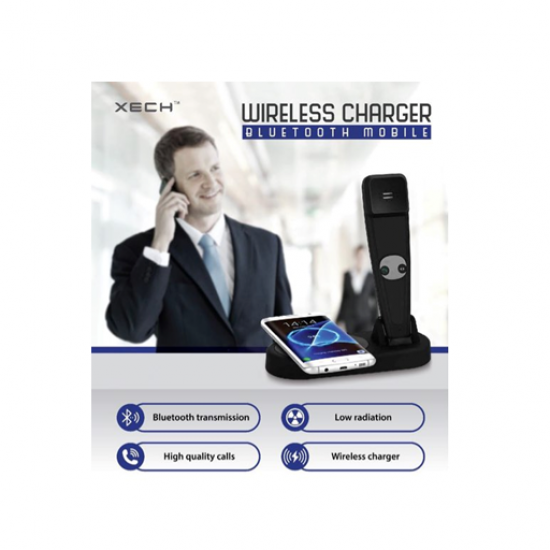 XECH Wireless Charger Bluetooth Mobile