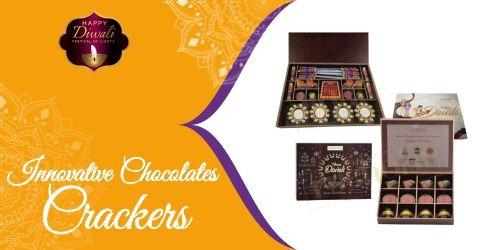 innovative chocolates crackers