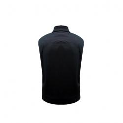 Boardroom Black sleeveless Jacket