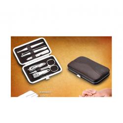 Premium Manicure Kit in Leatherette Case