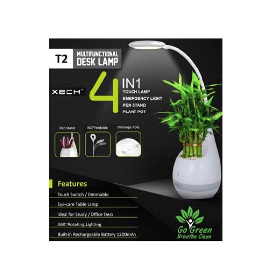 XECH T2 Multi functional Desk Lamp