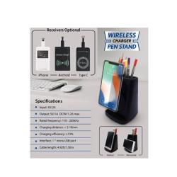 XECH Wireless Charger Pen Stand