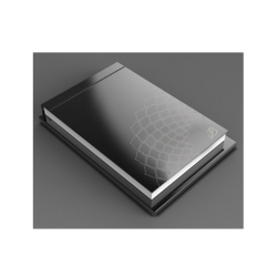 BOARDROOM  Metal Wow Taj Notepad