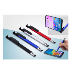 3 IN 1 PEN WITH STYLUS AND MOBILE STAND - CGP-2748