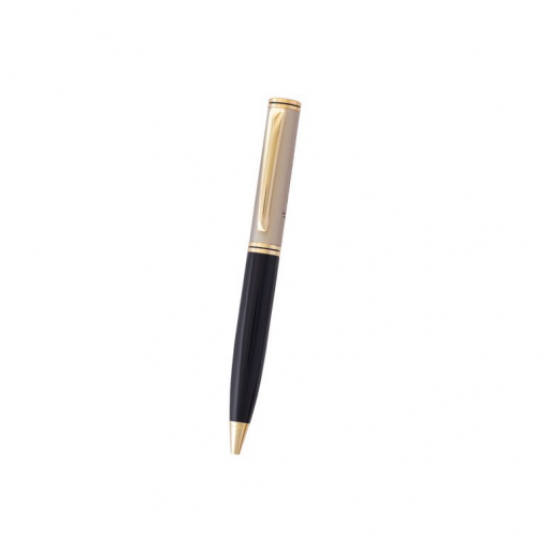 Black and Gold Metal Ball  Pen