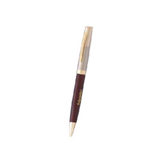 Metal Pen with Dual Tone Cap