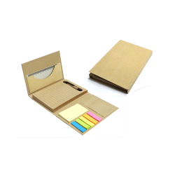 Eco friendly note pad with eco friendly pen - CGP-1265