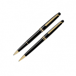 Montblanc Gold Classique Rollerball/Ballpoint Pen
