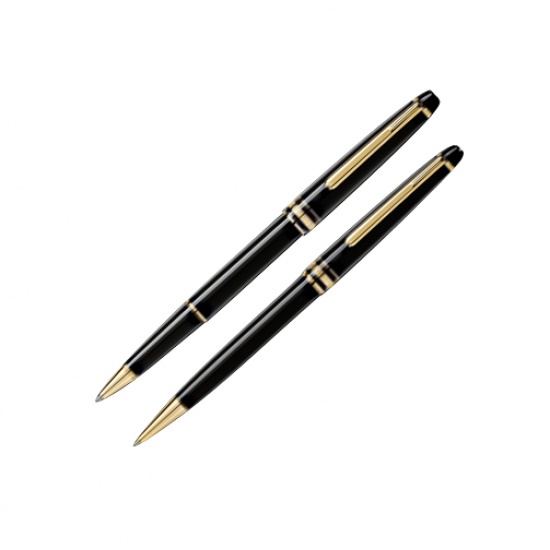 Montblanc Gold Classique Rollerball/Ballpoint Pen