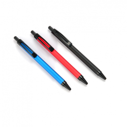 Satin finish pen with Smooth refill - CGP-2439