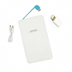 2,500  mAh Slim Credit Card style PowerBank