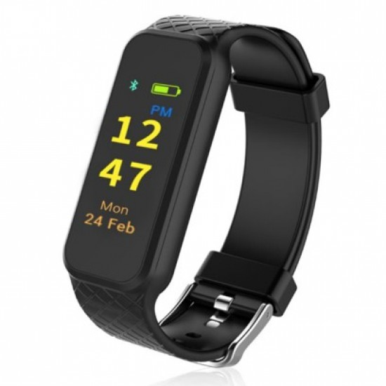 Portronics Smart Wristband with Heart Rate Monitor