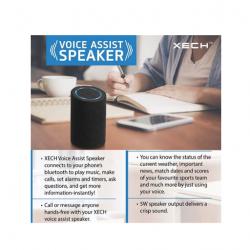 XECH Voice Assist Speaker