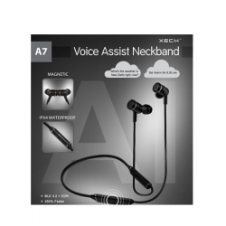 XECH A7 Voice Assist Neckband