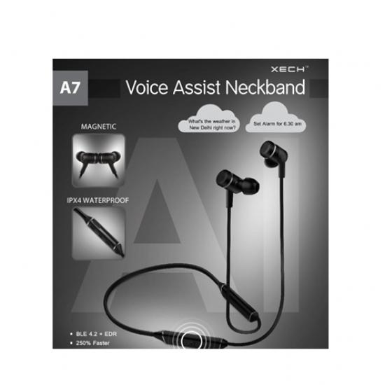 XECH A7 Voice Assist Neckband