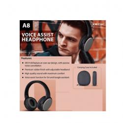 XECH A8 Voice Assist Headphone